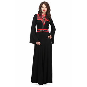 Jonquille Long Gothic Dress