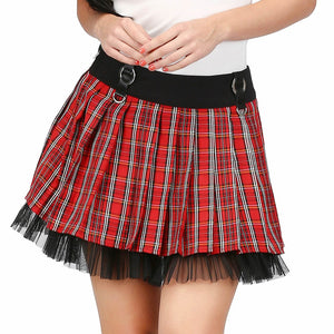 Filipa Rockabilly Mini Skirt