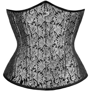 Diana Authentic Steel Boned Waist Reducing Underbust Corset