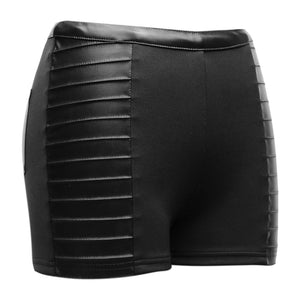 Juliet Stretch Punk Shorts