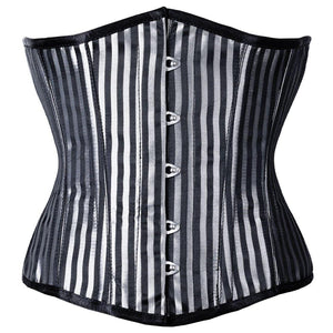 Amaris Authentic Steel Boned Waist Reducing Underbust Corset