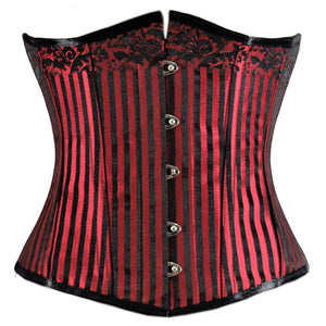 Zagora Authentic Steel Boned Underbust Corset