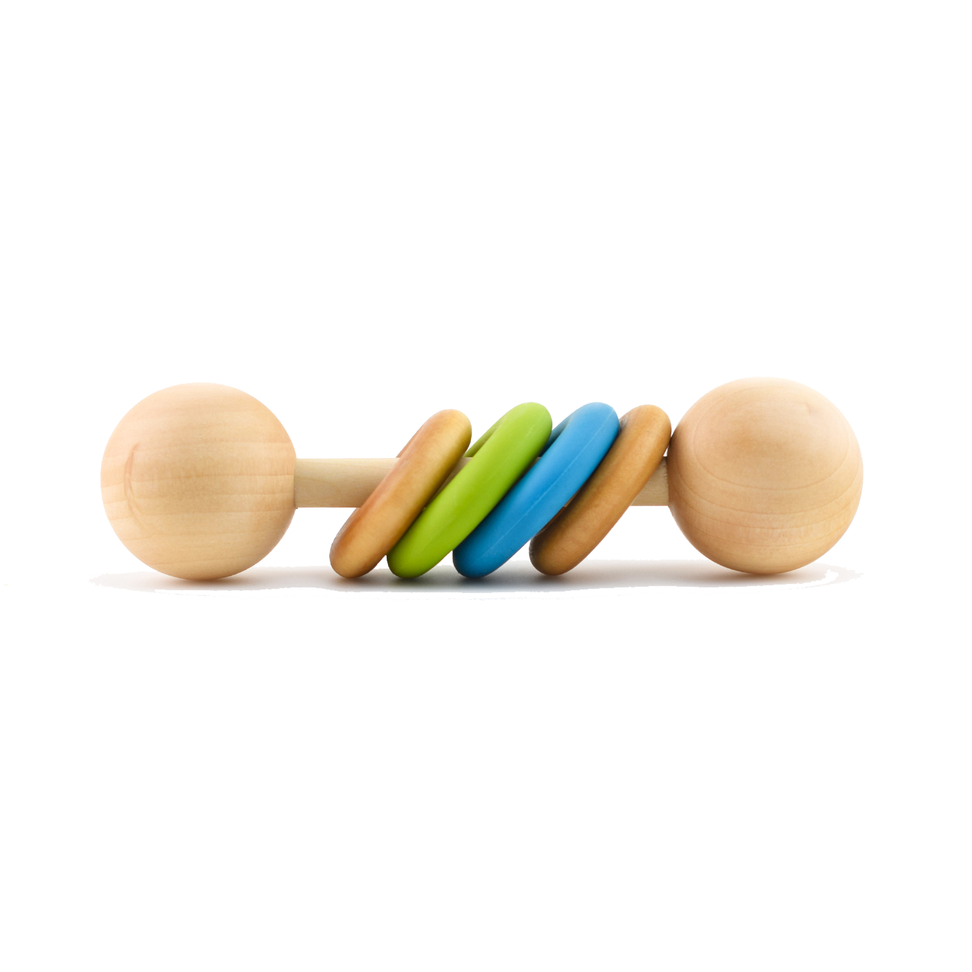 The Modern Wood Rattle