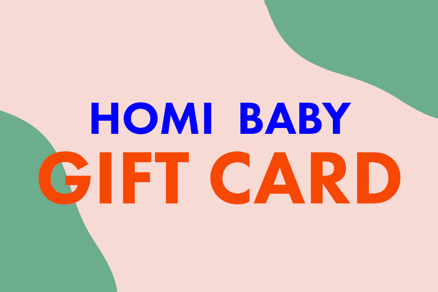 Homi Baby Gift Card