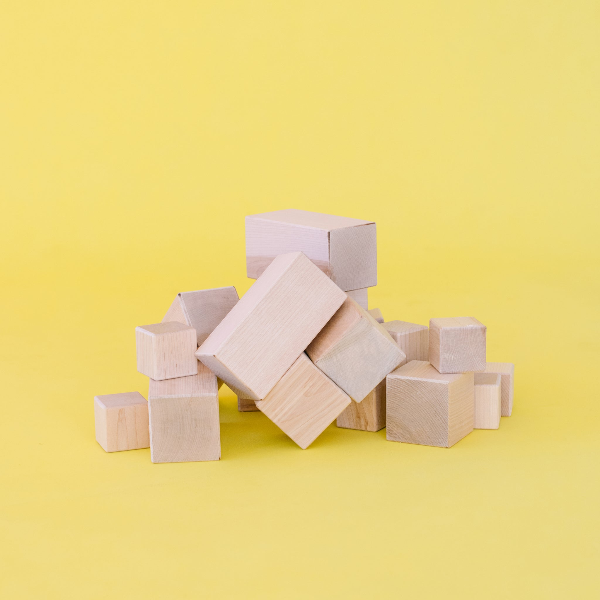 Maple Stacking Block Set