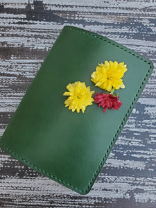 A6 Traditional Leather Planner/Notebook Cover