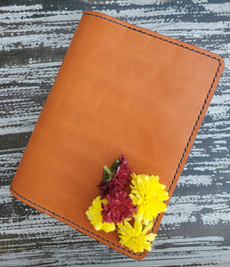 A5 Wonderland 222 Executive Leather Planner and Notebook Cover