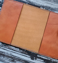 B6 Traditional Leather Planner or Notebook Cover