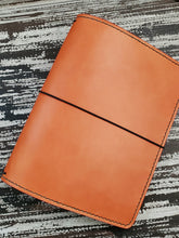 Executive Leather Travelers Notebook