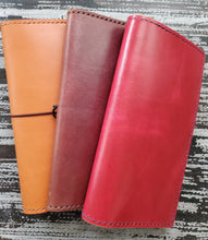 Hobonichi MEGA Weeks Traditional Leather Planner Cover
