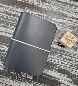Traditional Leather Travelers Notebook Cover
