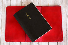 A6 Leather Planner/Notebook Cover - Hobonichi Techo, Stalogy - Bassy & Co