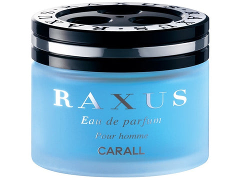 CARALL RAXUS Air Freshener. Long Lasting Fragrance for your vehicle.  Made in Japan