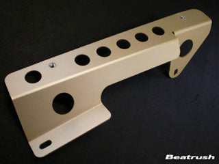 Beatrush Number Plate Bracket