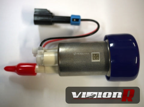 Walbro 450LPH F90000267 E85 fuel pump only. Genuine Made in USA.