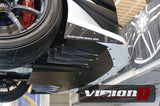 Voltex front under wing used with Voltex bumpers. Must be purchased with Voltex front bumper.