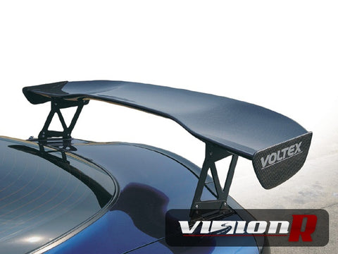 Voltex GT-wing type 1&2. Used for most FR vehicles for its well balanced size. Starting from 1500mm