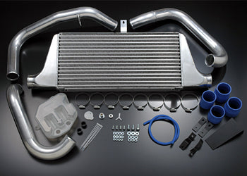 TRUST LS intercooler kit includes piping. H280/L600/W76