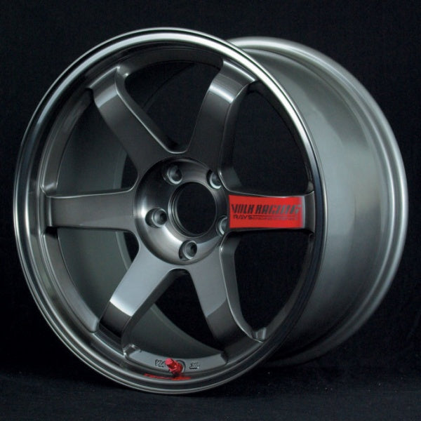 Volk Racing TE37 SL Graphite, 18 x 9.5, 5x114.3, +22