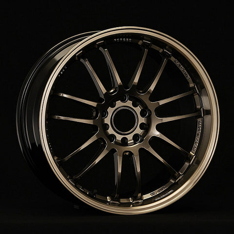 Volk Racing RE30. Hi Meta Bronze Premium Color. 1PC forged wheel. Please contact us