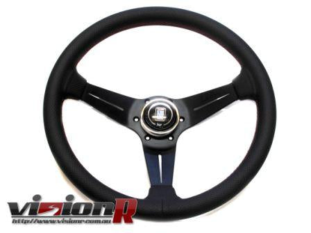 Nardi 350mm Perforated Leather steering wheel