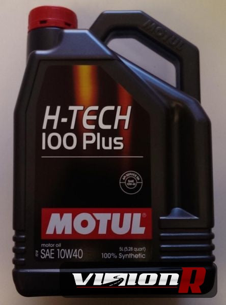 New Motul H-Tech 100 10W40. 100% synthetic, replacement for turbolight. Comes in 5L