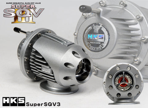 HKS SQV4 Universal blow off valve. All HKS BOV are genuine MADE in Japan that we sell.