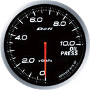 Defi Advanced BF Oil Pressure 60mm White