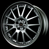 Volk Racing GTM. Forged (Seamless) Rim 2 piece Wheel (Reverse Rim). Please contact us.