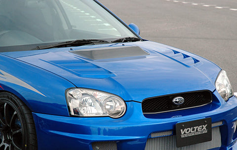 Voltex GT Aero Bonnet to suit GDB (Peanut Eye) FRP