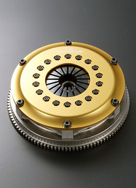 ORC 409 single plate clutch kit with Damper