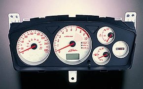 Ralliart Combination Meter