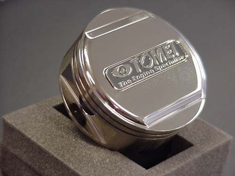 Tomei Piston type oil filler cap. To suit most Nissan & Honda. Polished color.