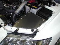 Apexi Induction box kit. Recommended to use apexi power intake kit.