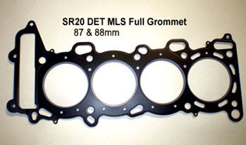 Power Enterprise Heavy Metal head gasket. 87mm bore, 1.2mm thickness.