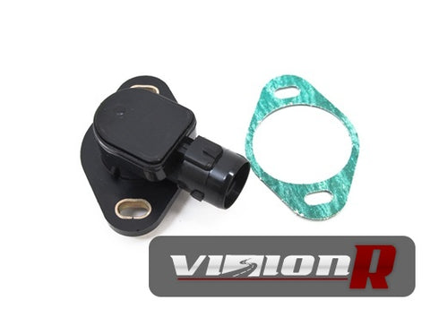 BWR HONDA B / D / H / F SERIES ENGINE series TPS sensor. Brand new with paper gasket.