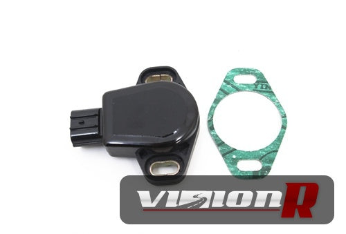 Honda K series TPS sensor. Brand new with paper gasket.