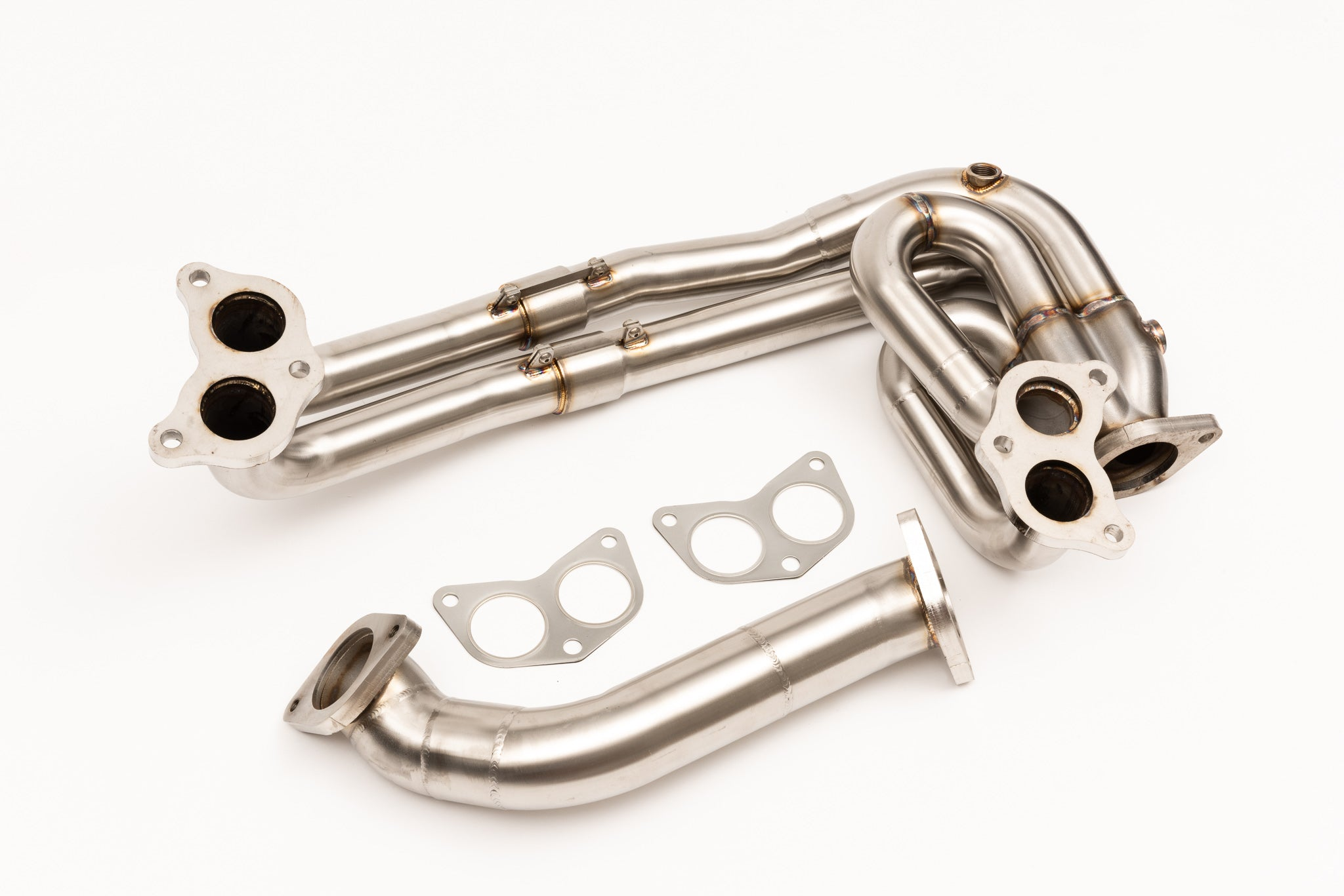 Unknown Performance Unequal Length Headers (cast collector include gasket/up pipe)
