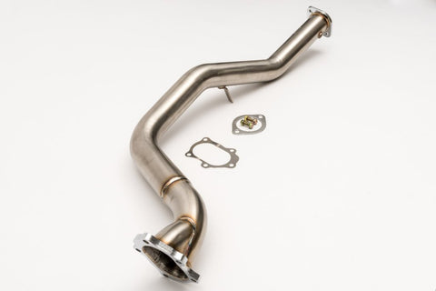 Unknown Performance Bellmouth Downpipe with Non Catted. SUS304 mandrel bend, gaskets.