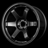 ROTA GRID R 360 Flow Forged 18 x 9.5, 5x1114.3 +18 Gun Metallic