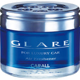 CARALL GLARE Air Freshener. Long Lasting Fragrance for your vehicle.  Made in Japan