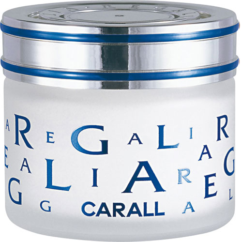 CARALL REGALIA Air Freshener. Long Lasting Fragrance for your vehicle.  Made in Japan