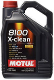 Motul X-Clean 5W40 100% Synthetic Based 100% Synthetic High Performance Gasoline and Diesel engine oil