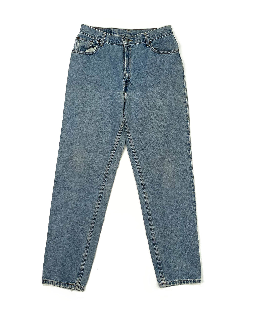 LEVI'S LIGHT WASH 550 JEANS