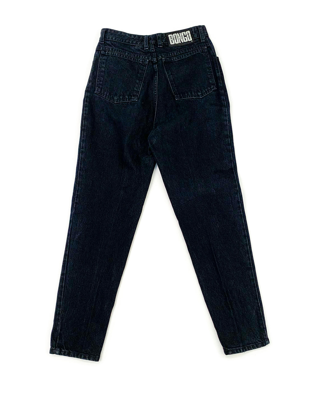 BONGO BLACK INDIGO HIGH WAIST JEANS