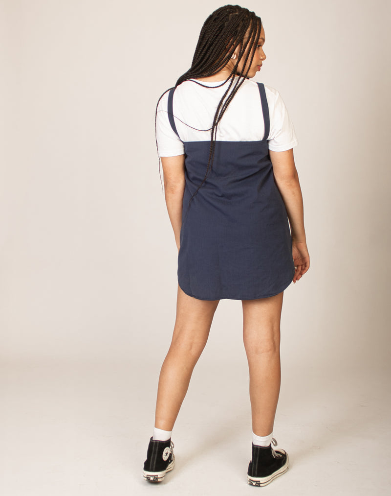 RALPH MIDNIGHT BLUE OLLIE DRESS