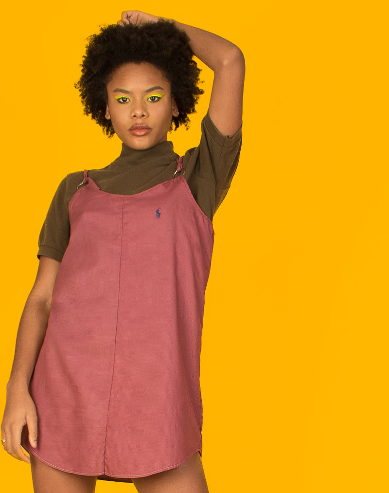 RALPH PINK MAGGIE DRESS