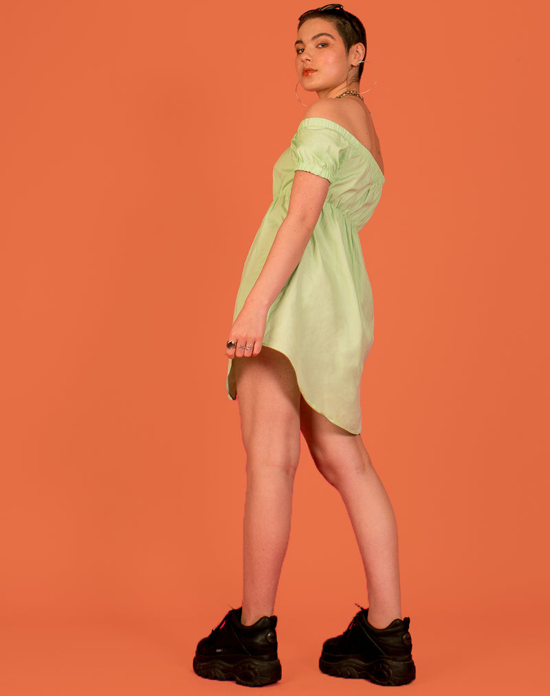 RALPH MINT GREEN FRANCES DRESS