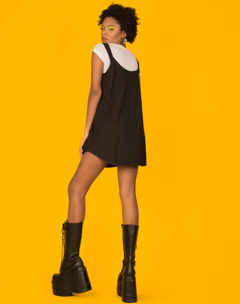 RALPH BLACK MAGGIE DRESS