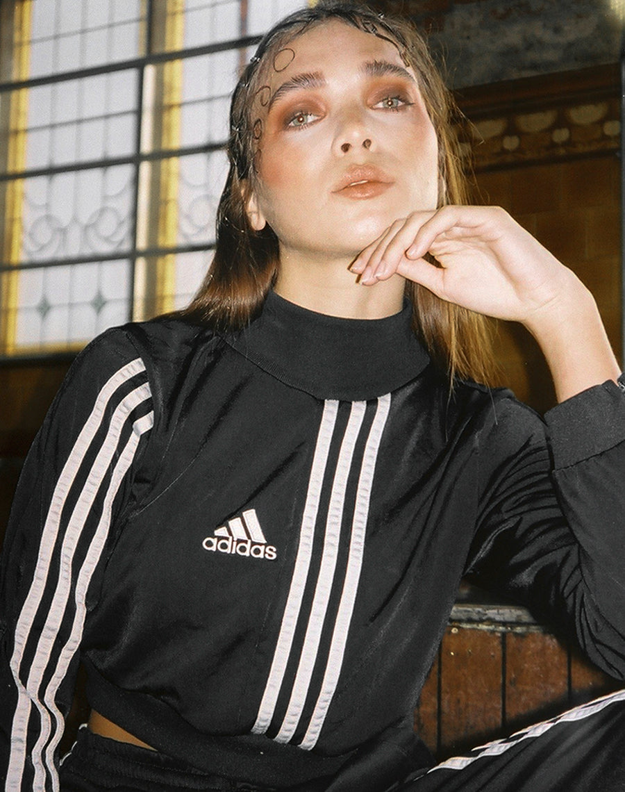 ADIDAS TANYA TURTLENECK TOP